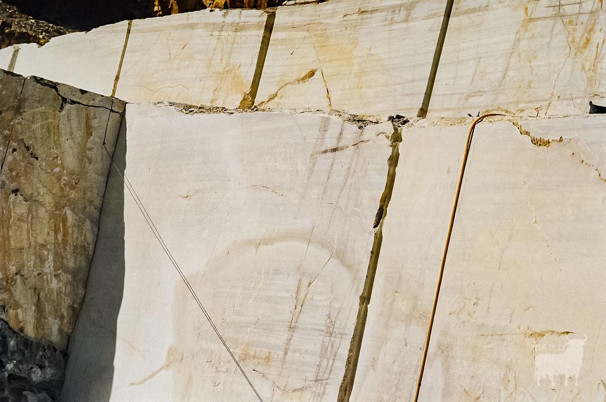 Spain desert film location Almeria province marble quarry