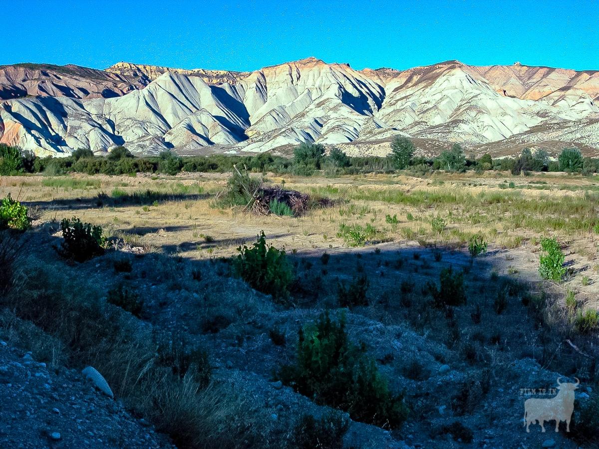Spain desert film location Granada province