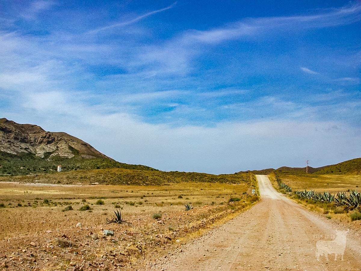 Spain desert film location Almeria province