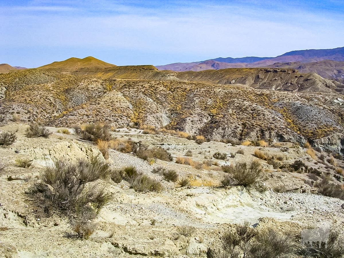 Spain desert film location tabernas desert