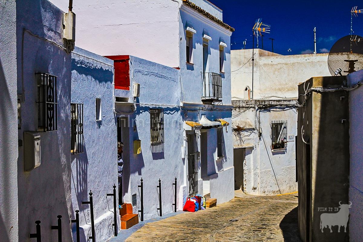 Spain film locations villages