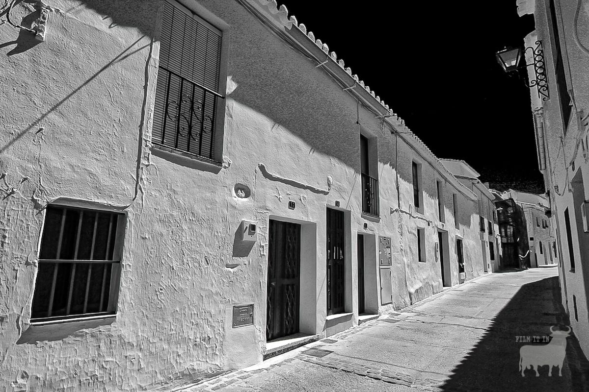 Spain film locations villages