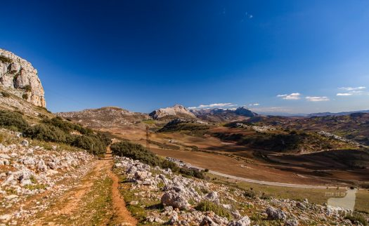 Spain spectacular wild scenery film location