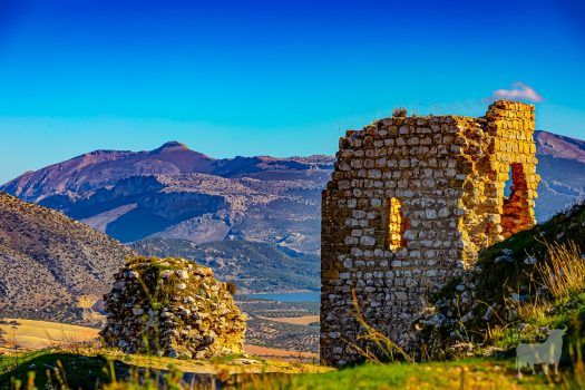 Spain spectacular wild scenery film location castles