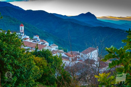 Spain forests film location villages